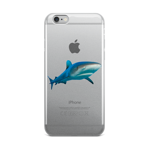 Great-White-Shark Print iPhone Case