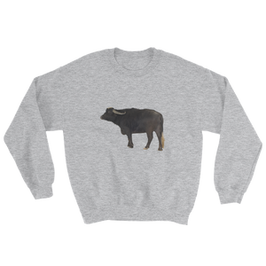 Water-Buffalo Print Sweatshirt