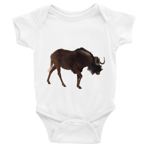 Wilderbeast Print Infant Bodysuit