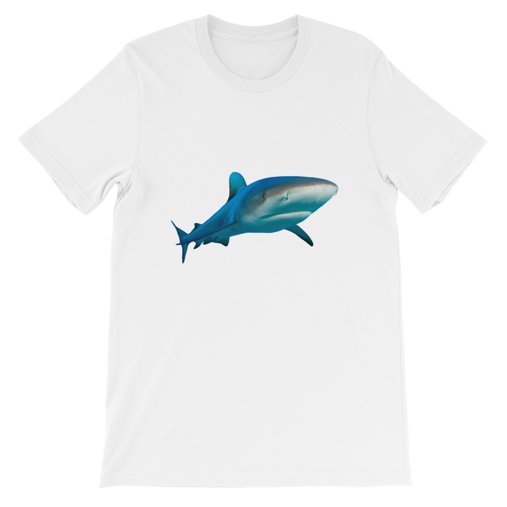 Great-White-Shark Short-Sleeve Unisex T-Shirt