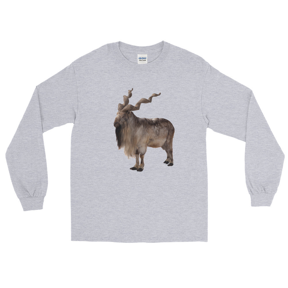 Markhoor Long Sleeve T-Shirt