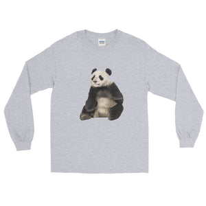 Giant-Panda Long Sleeve T-Shirt