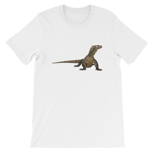 Komodo-Dragon- Short-Sleeve Unisex T-Shirt
