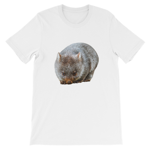 Wombat Short-Sleeve Unisex T-Shirt