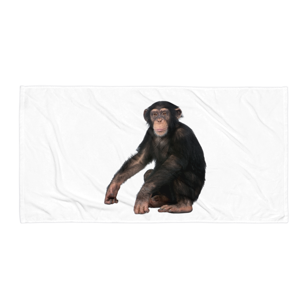 Chimpanzee Towel