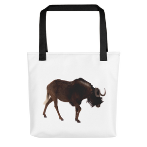 Wilderbeast Print Tote bag