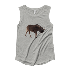Wilderbeast Ladies‰۪ Cap Sleeve T-Shirt