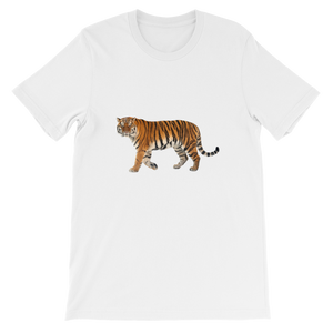 Siberian-Tiger Short-Sleeve Unisex T-Shirt