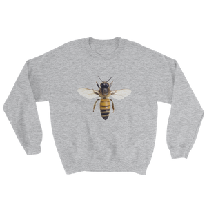 Honey-Bee Print Sweatshirt
