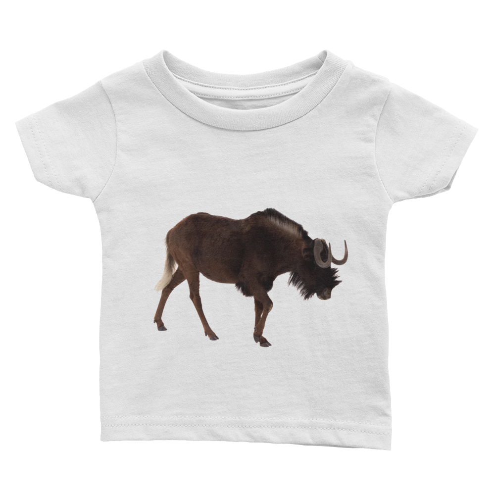 Wilderbeast Print Infant Tee