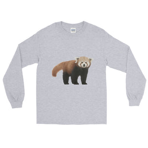Red-Panda Long Sleeve T-Shirt