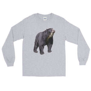 Specticaled-Bear Long Sleeve T-Shirt