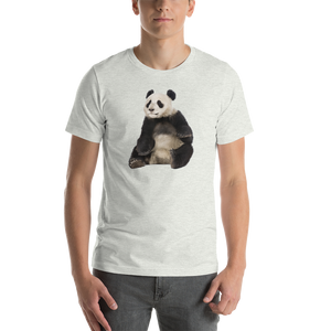 Giant Panda Short-Sleeve Unisex T-Shirt