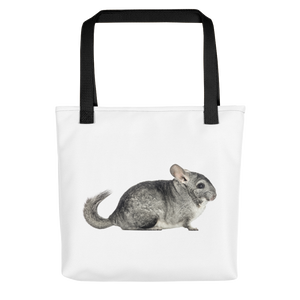 Chinchilla Print Tote bag