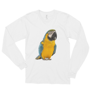 Komodo-Dragon Print Long sleeve t-shirt (unisex)