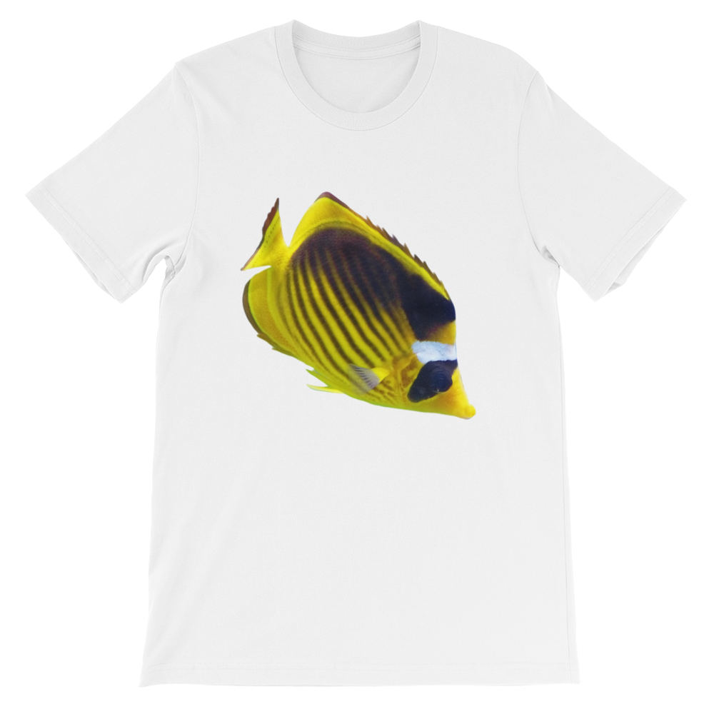 Butterfly-Fish Short-Sleeve Unisex T-Shirt