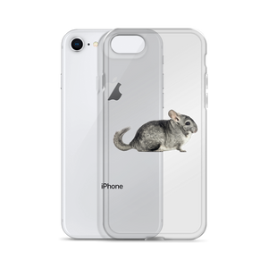 Chinchilla Print iPhone Case
