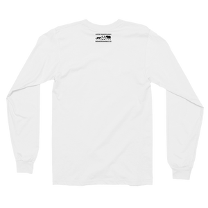 Tarsier-Frog Long sleeve t-shirt (unisex)