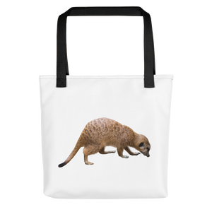 Mongoose Print Tote bag
