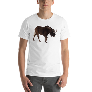 Wilderbeast Print Short-Sleeve Unisex T-Shirt