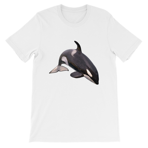 Killer-Whale Short-Sleeve Unisex T-Shirt