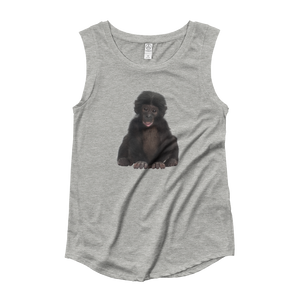Bonobo Ladies‰۪ Cap Sleeve T-Shirt