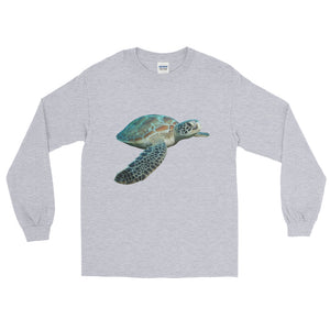 Sea-Turtle Long Sleeve T-Shirt