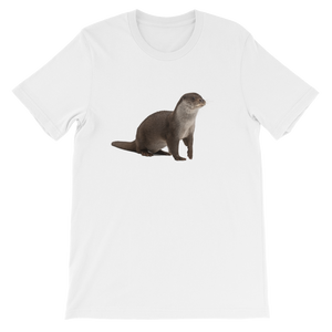 European-Otter Short-Sleeve Unisex T-Shirt