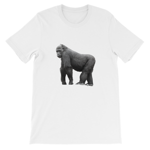 Gorilla Short-Sleeve Unisex T-Shirt