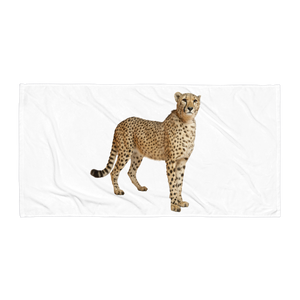 Cheetah Towel