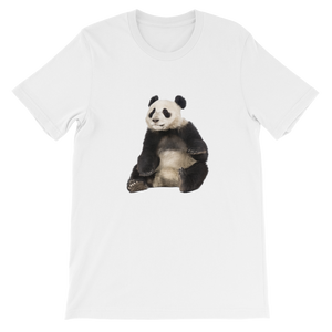Giant-Panda Short-Sleeve Unisex T-Shirt
