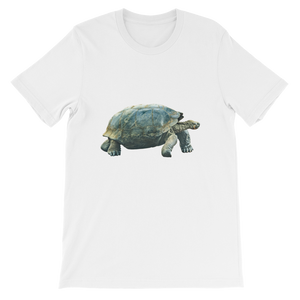 Galapagos-Giant-Turtle Short-Sleeve Unisex T-Shirt