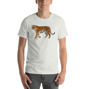 Siberian Tiger Short-Sleeve Unisex T-Shirt
