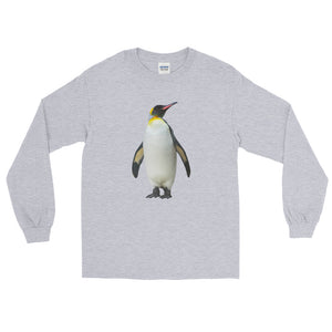 Emperor-Penguin Long Sleeve T-Shirt