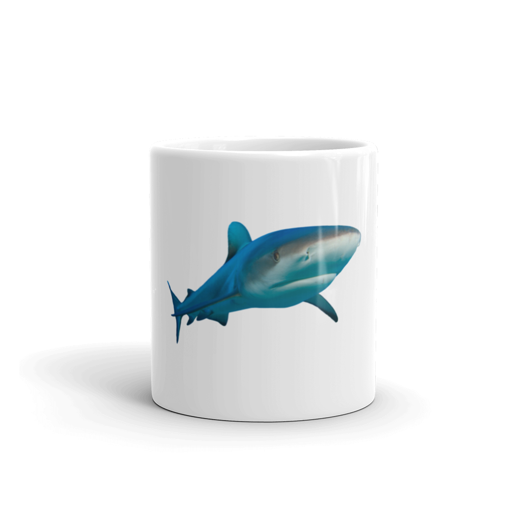 Great-White-Shark Mug