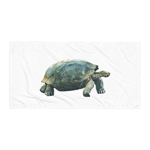 Galapagos-Giant-Turtle Towel