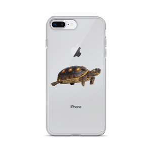 Tortoise Print iPhone Case