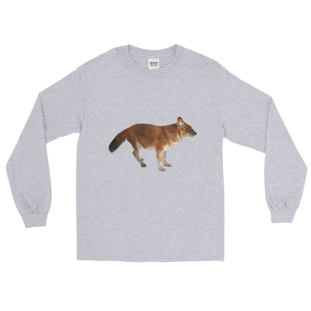 Dhole- Long Sleeve T-Shirt