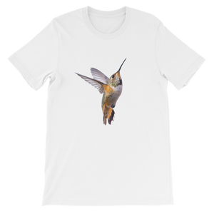Hummingbird Short-Sleeve Unisex T-Shirt