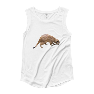 Mongoose Ladies‰۪ Cap Sleeve T-Shirt