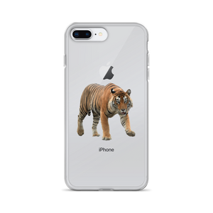 Bengal-Tiger Print iPhone Case