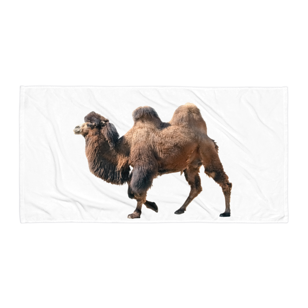 Bactrian-Camel Towel