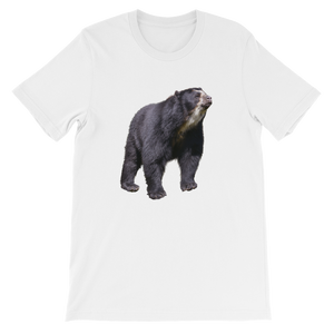 Specticaled-Bear Short-Sleeve Unisex T-Shirt