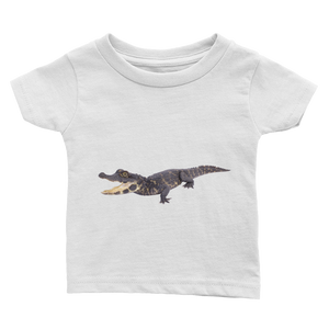 Dwarf-Crocodile Infant Tee