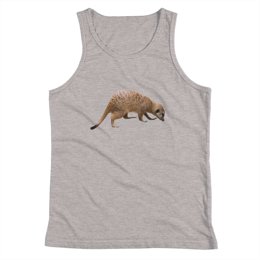 Mongoose Print Youth Tank Top
