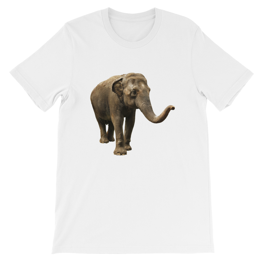 Indian-Elephant Short-Sleeve Unisex T-Shirt