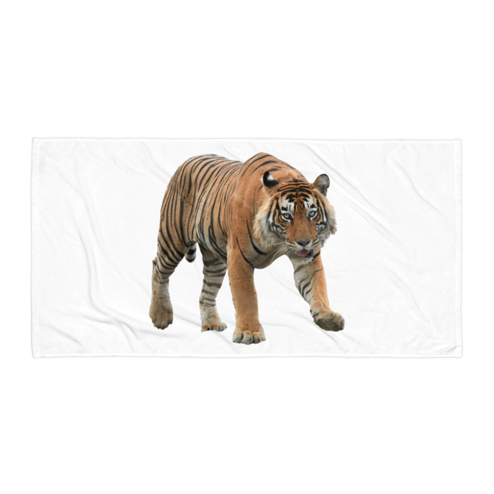 Bengal-Tiger Towel