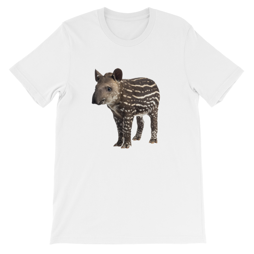 Tapir Short-Sleeve Unisex T-Shirt