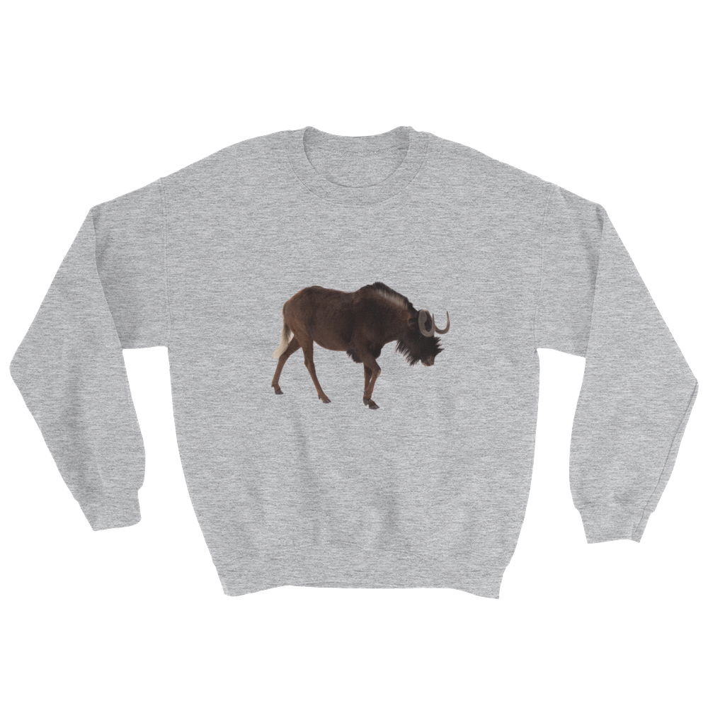 Wilderbeast Print Sweatshirt