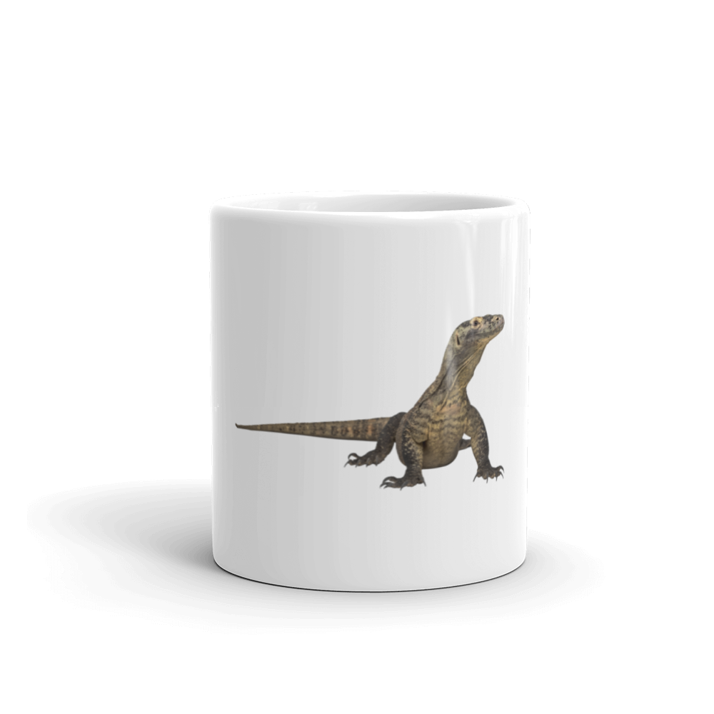 Komodo-Dragon Mug